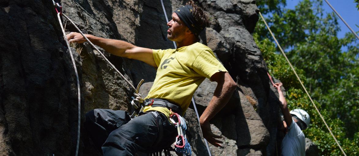 Klettern als Therapie in Kalymnos