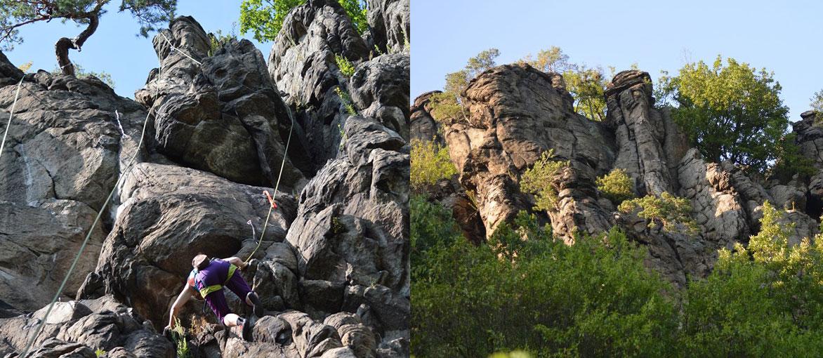 therapeutisches Klettern in Österreich